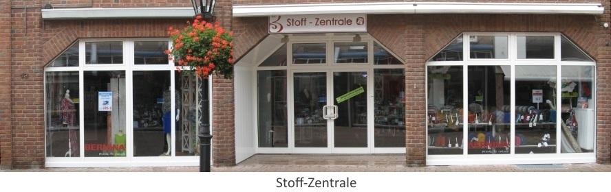 Stoff-Zentrale