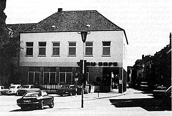 Um 1975: TurmCafé
